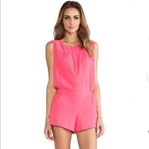 Twelfth St by Cynthia Vincent  Button Back Romper